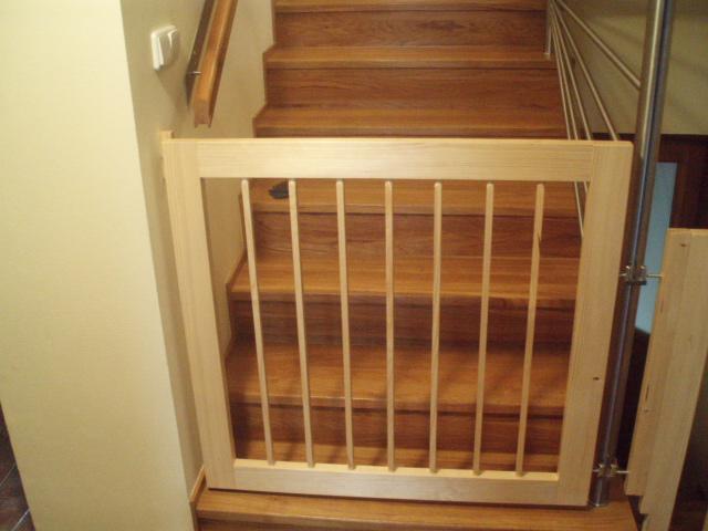 Branka na schody